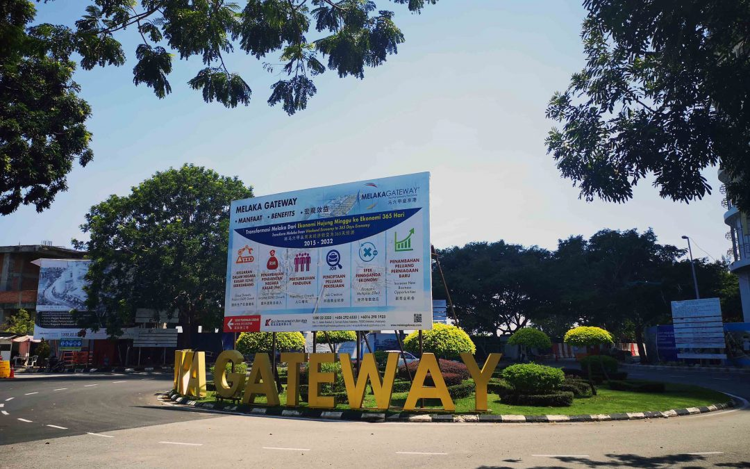 Melaka Straits City – the first smart city where only cryptocurrencies will be used