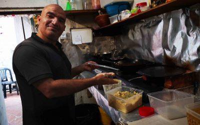 La cocina de Saïd