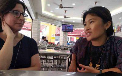 Entrepreneurs around the world: Ainu