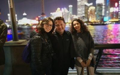 Entrepreneurs around the world: Rosanna (Shanghai, China)